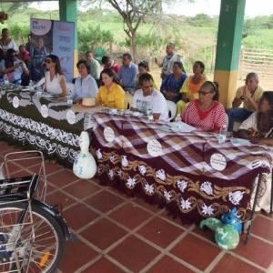 Las 120 bicicletas, ya están listas para que sean pedaleadas por indígenas de la etnia Wayúu.
