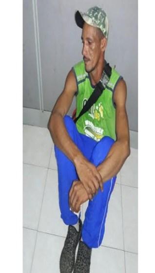 Omar de Jesús Arévalo, hombre que causó daños a una de las oficinas del palacio municipal de Maicao.
