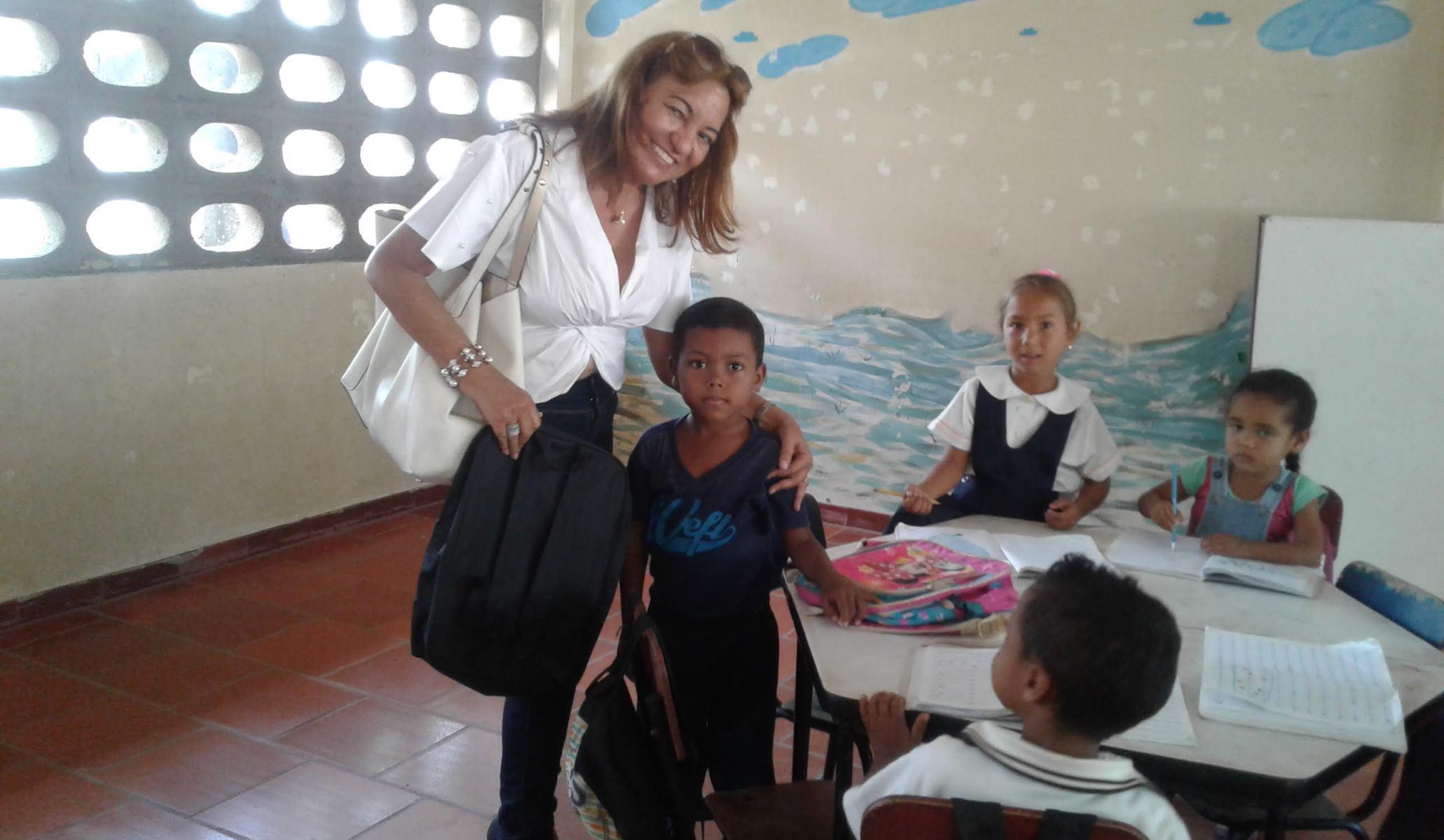 En clases, 97.5% de escuelas públicas de educación básica en Oaxaca