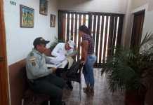 Hoteles y moteles son visitados por funcionarios de salud con el apoyo de la policía de turismo.