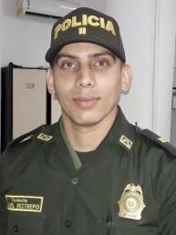 Daniel Alexander Restrepo.