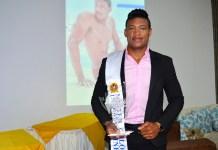 Carlos Andrés Arregocés Meza, es el nuevo Míster Guajira.