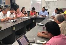 Comité de seguimiento electoral para los compromisos de cada entidad de cara a las elecciones locales que se desarrollarán en octubre próximo.