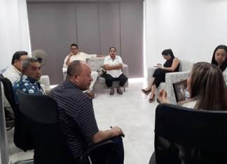 En reunión con presencia de los alcaldes del sur se eligió el Consejo Directivo de Sur Azul.