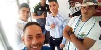 Estos son algunos de los participantes a Mister Guajira, quienes concursarán este fin de semana en Riohacha.
