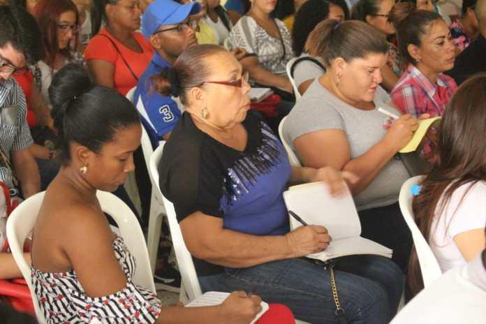 Los nuevos funcionarios estarán realizando el censo durante 5 meses, que culmina el 20 de noviembre del 2019.