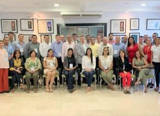 Representantes de varias universidades de la costa Caribe asistieron a la Mesa de Trabajo Regional - Caribe, convocada por el Consejo Técnico de Contaduría Pública CTCP, en la Universidad Simón Bolívar de Barranquilla.