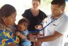 En la jornada se atendieron 362 adultos, 156 niños, 26 madres lactantes, 38 madres gestantes, 67 adultos mayores, los cuales también recibieron medicamentos.