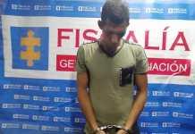 Este es el venezolano que al parecer que abusaba de su propia hija.