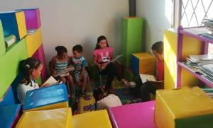 Programa lectivo abierto en la biblioteca de San Juan.