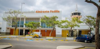 Aeropuerto Almirante Padilla