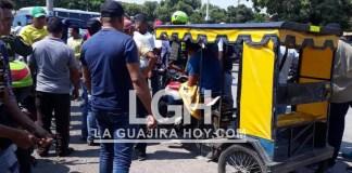 Los conductores de Fonseca recibirán una capacitación en la tarde de hoy de parte de Policía de Tránsito y Transporte Departamental.