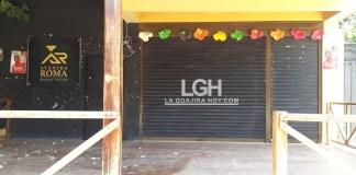 En este establecimiento de Fonseca, atracaron a la propietaria y dice que le quitaron 400 mil pesos.