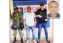 Miembros del CTI y el Ejército realizaron el operativo en Fonseca.