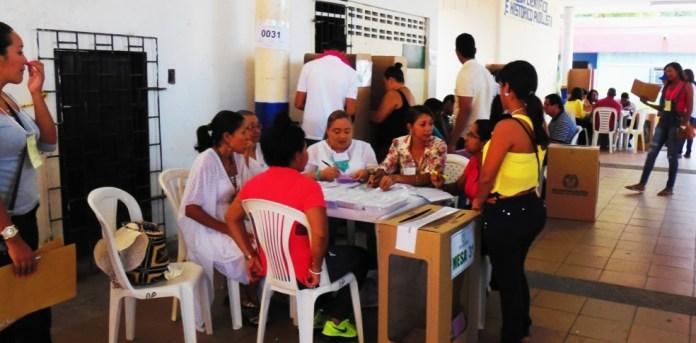 Desde el 26 de octubre hasta las 6 de la mañana del día lunes 28 de octubre del 2019, está vigente la ley seca, por proceso eleccionario en Riohacha.