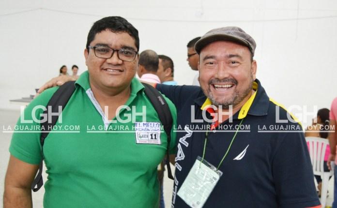 El actual concejal Yeiner Osorio Ariza y el próximo concejal Luis Mario Pichón Lubo, solo lo separan 37 votos a favor del segundo.