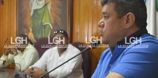 El alcalde de Riohacha, Juan Carlos Suaza Móvil, en el recinto del Concejo de Riohacha. Foto de archivo.