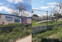 Vallas en diferentes lugares de la ciudad, fueron desmontadas por no contar con el permiso que expide al Distrito.