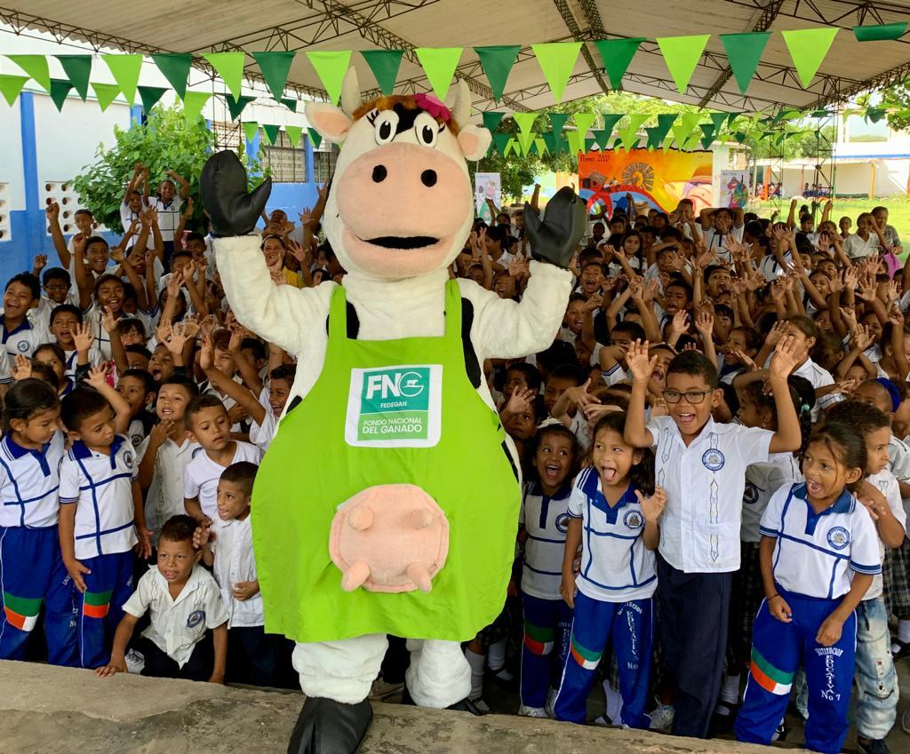 Cuatro municipios y el Distrito de Riohacha, se beneficiarán con lácteos donados por Fedegan - La Guajira Hoy.com