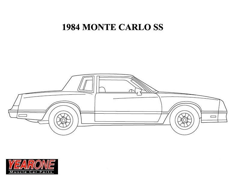 Chevy Nova Pages Coloring Pages