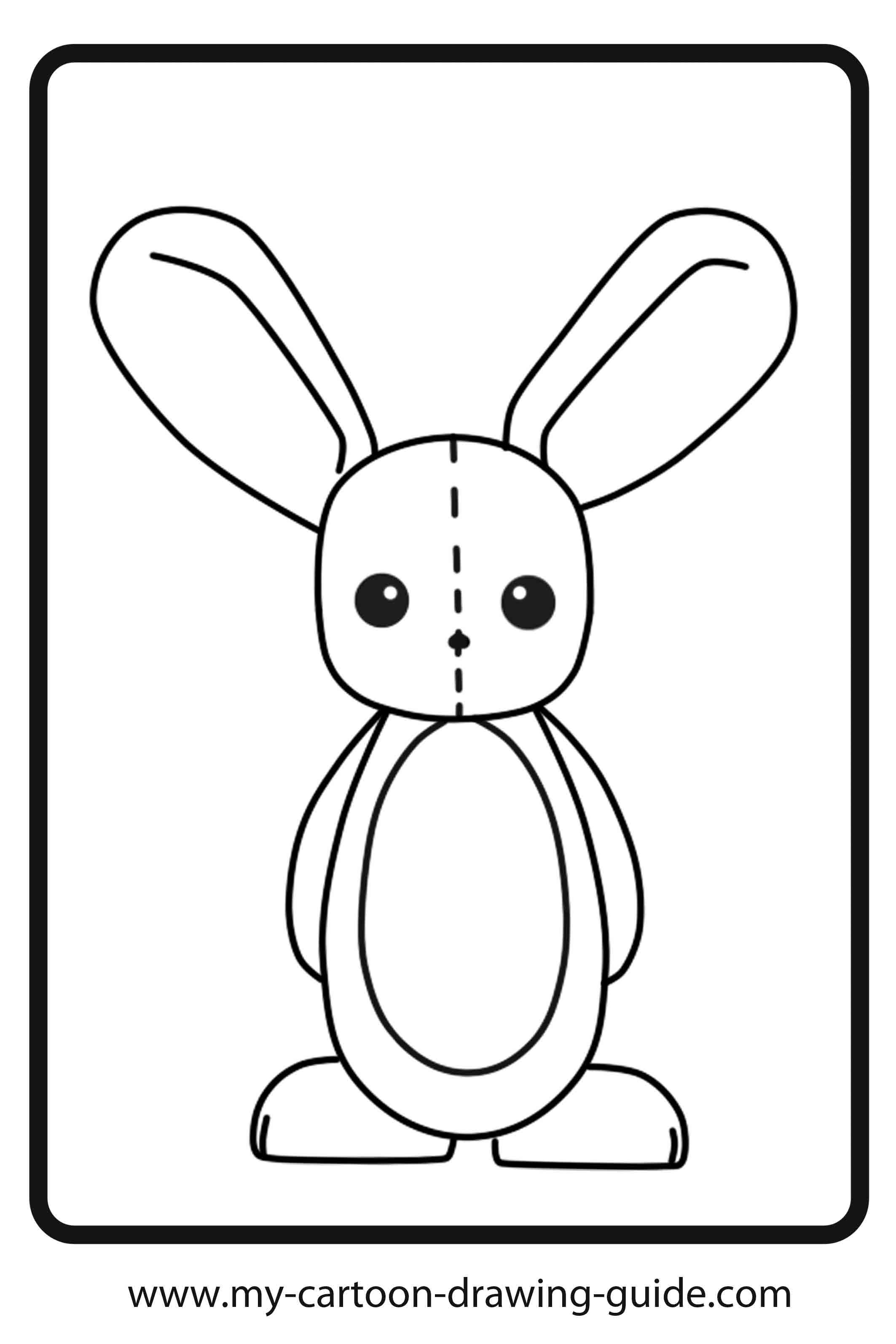 128 dessins de coloriage lapin à imprimer sur LaGuerche