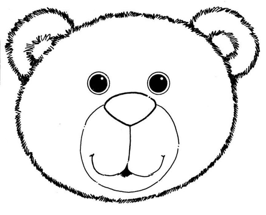 Sélection de coloriage ours à imprimer sur LaGuerche.com