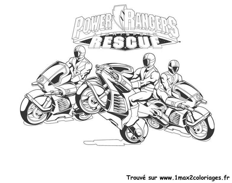 Power Rangers Megaforce Coloring Page Auto Electrical