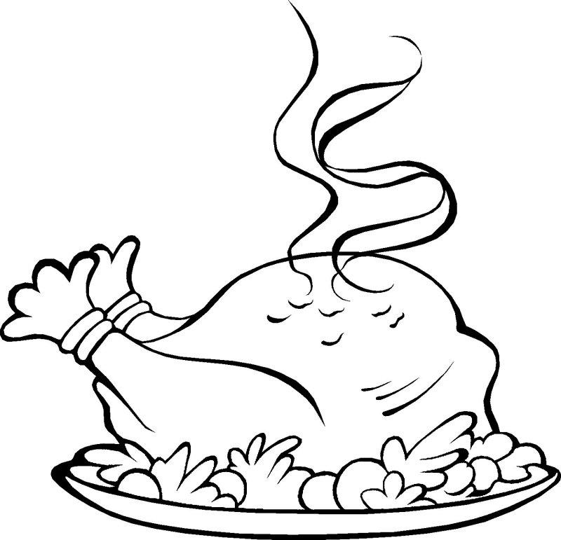 90 dessins de coloriage repas à imprimer sur LaGuerche.com