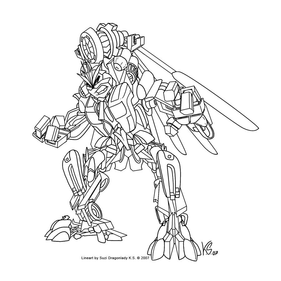 135 dessins de coloriage transformers à imprimer sur