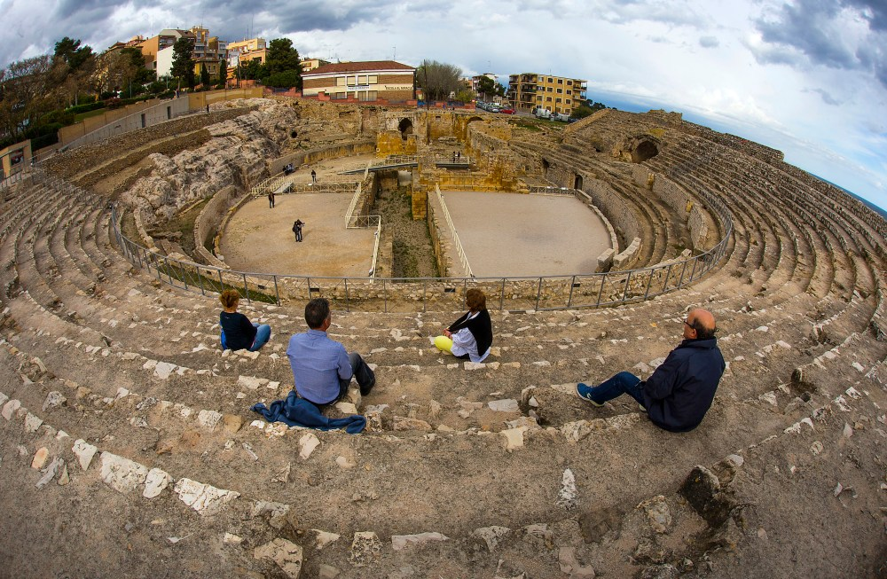 01-TARRAGONA (Anfiteatro)