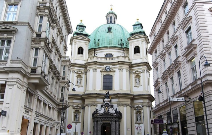 Iglesia de San Pedro - La Guía de Viena