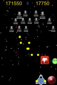 An alien invasion game for iOS Developers