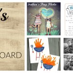 Father's Day Gifts Inspiration Board