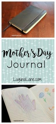 Mother's Day Journal | Laguna Lane