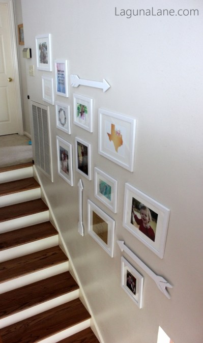 Budget Gallery Wall - Photographs and Printables | Laguna Lane