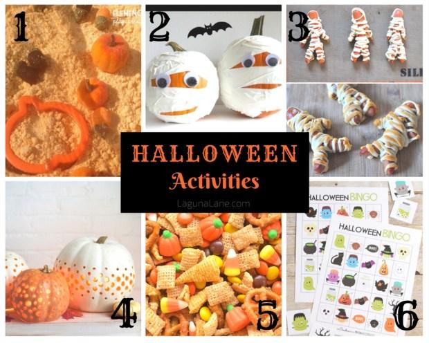 Halloween Activities - Fun Things to Do and Make with Kids! | Laguna Lane