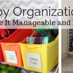 Toy Organization – Make it Manageable and Fun!