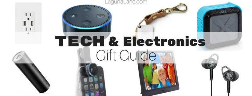 Tech Gift Guide | Electronics Gifts for Young to Old | Laguna Lane