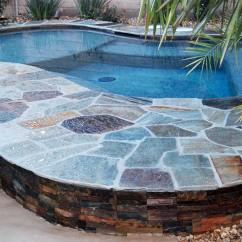 Outdoor Kitchens Las Vegas Oversized Kitchen Sinks Freeform - Pool Construction Company ...