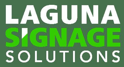 Laguna signs logo