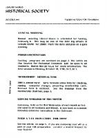 1999_10_Newsletter