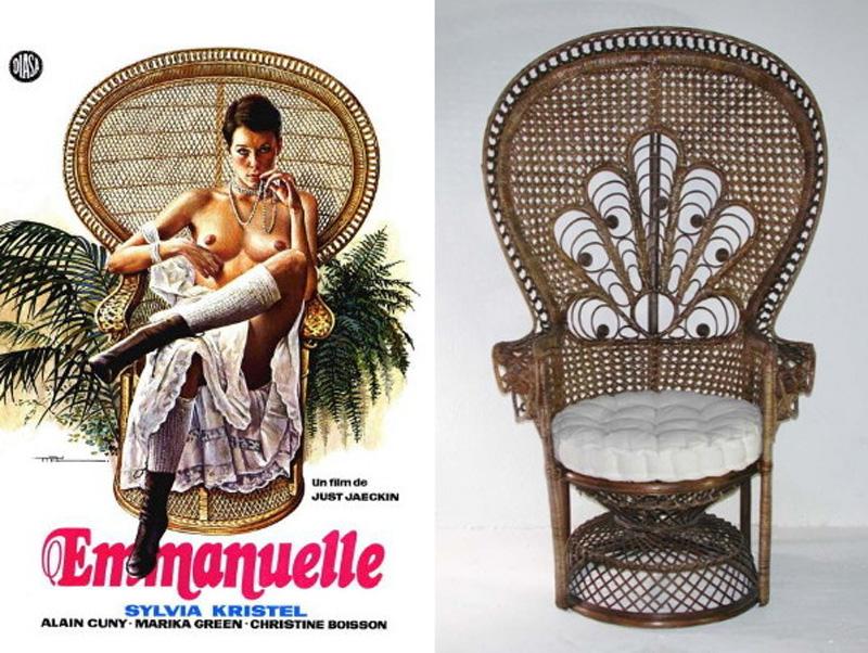 Silla Emmanuelle, un clásico del diseño (2/6)