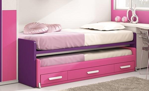 Ventajas de las camas nido juveniles e infantiles para nios