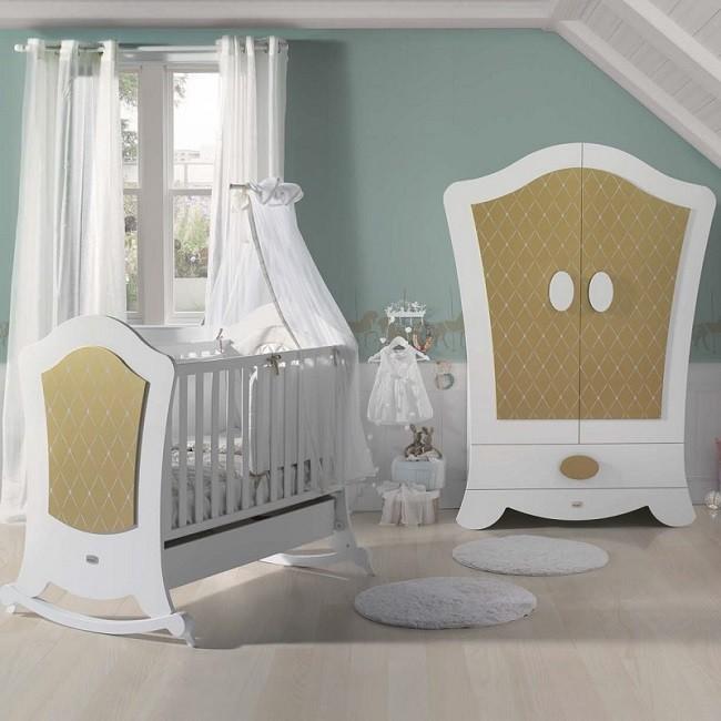 Como decorar la habitacin de un beb recin nacido