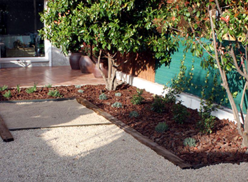 Jard n de m nimo mantenimiento la habitaci n verde - Mantenimiento de un jardin ...