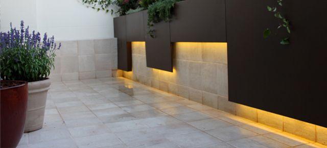 Especial iluminaci n de jardines ticos y terrazas la for Iluminacion exterior jardin diseno