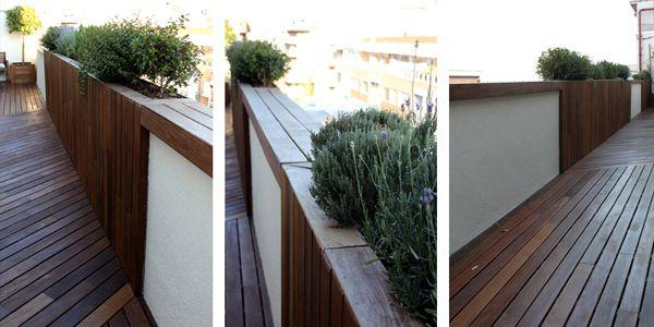 Especial decorar y reformar terrazas c mo ajardinar petos for Definicion de terraza