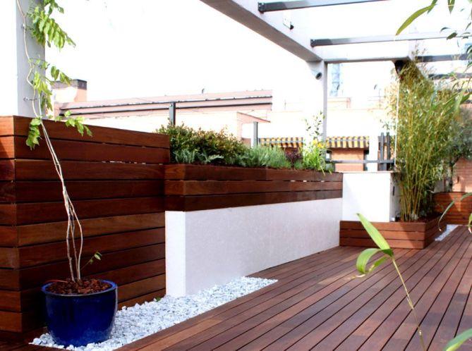Reforma de una terraza la habitaci n verde for Definicion de terraza