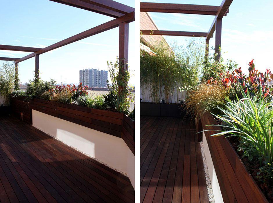 reforma terraza madrid