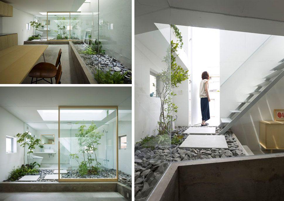 Jardines interiores la habitaci n verde for Jardines interiores